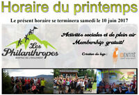 Marches sociales Drummondville