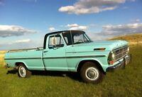1969 Ford 100 Explorer