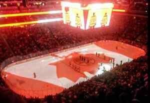 Oilers vs Jets - McDavid vs Laine - Sunday - Sec 206, Row 11