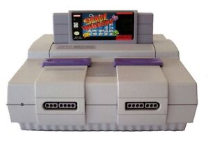 Looking to buy a Super Nintendo (SNES) AND games.