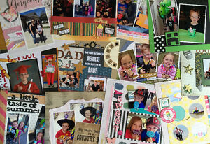 Canmore Weekend Scrapbooking Retreat/Crop Strathcona County Edmonton Area image 1