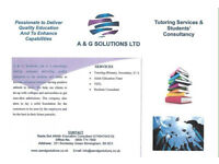 Tutoring and Students Consultancy