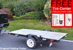 Utility Trailer - New in box (Red Deer)