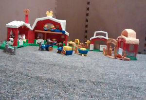 Little Tikes Farm Playset