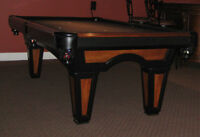 POOL TABLE for $1,500