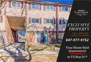 #Exclusive Rare Gem Townhouse in Oshawa - For Sale/Trade‼️
