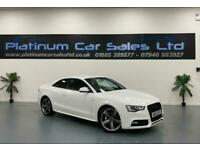 2012 Audi A5 TDI BLACK EDITION Coupe Diesel Manual
