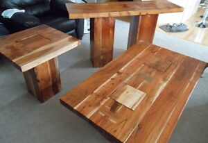 Coffee Table, Side Table and Sofa Table For Sale