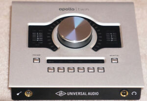 ►LIMITED TIME OFFER◄ Universal Audio Apollo Twin UAD-2 DUO USB