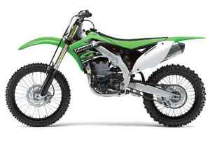 Wanted: KX450f with Blown Motor