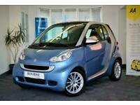 2011 smart fortwo 1.0 PASSION MHD 2d 71 BHP Coupe Petrol Automatic