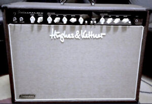 Mint Hughes and Kettner 60w 6l6 Tube Combo ( low price,need $)