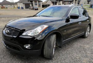 InfinitiQX50 2015-AWD-Perfect Condition-Low Mileage-Short Lease