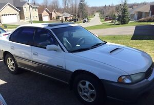 1999 Legacy Outback Sedan FOR PARTS