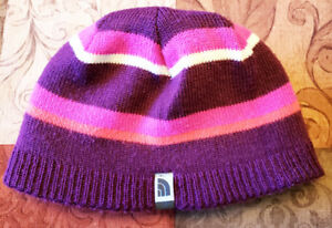 Women's North Face Reversible Winter Hat