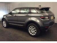 2017 GREY RANGE ROVER EVOQUE 2.0 ED4 150 SE 2WD CAR FINANCE FR £92 PW