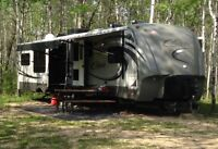 2013 Cougar High Country Travel Trailer