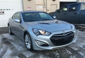 2013 Hyundai Genesis Coupe RS TURBO/ 6 MONTHS WARRANTY INCLUDED.