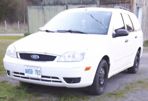 2007 Ford Focus Wagon   *New Price*