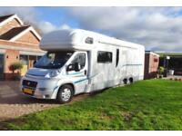 AUTO -TRAIL CHIEFTAIN - 6 Berth Luxury Family Motorhome with Garage For Sale