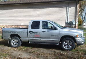 MAN AND HIS TRUCK - Property Solutions London Ontario image 3