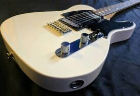 Fender Standard Tele HH - Olympic White - Electric Guitar