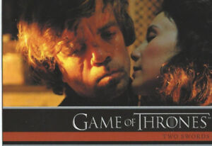 2015 Game of Thrones S4 Card Set -100 cards & Free Plastic Case