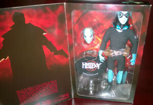 """Abe Sapien from Hellboy 12"""" Figure (2004, Sideshow Collectibles)"""