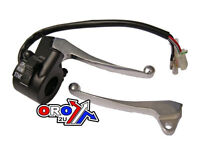 New YAMAHA PW 50 Right Throttle Housing On Off Switch Brake LEVERS PW50 PEE WEE
