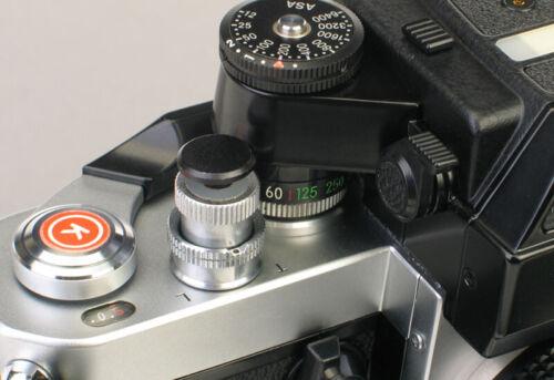 Vintage Soft Release Adapter AR-1 type - for Nikon F F2 FE FM Nikkormat - NICE
