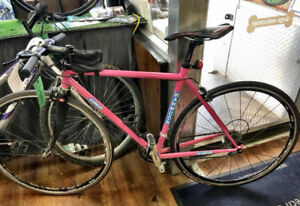 Commuter Bike For Sale - Customized Lightweight 18 Speed