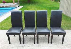 Parson Chairs *Delivery Available*