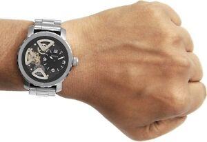 Fossil Skeleton Type SS Wrist Watch - Consider New Cambridge Kitchener Area image 3