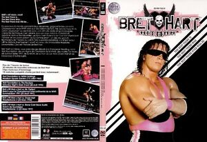"""WWE Bret """"Hit Man"""" Hart: The Best There Is...DVD Collection"""