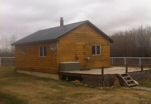 Cabin ready to move!!