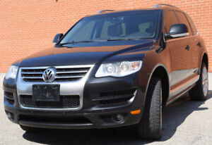 2010 Volkswagen Touareg SUV Diesel Certified Leather Sunroof