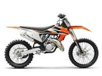 2021 KTM SX125 4.9% APR £99 Deposit 125 SX Motocross 125SX