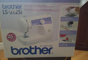 Brothers LS-2125i Sewing Machine