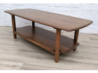 Ercol Windsor Coffee Table (DELIVERY AVAILABLE)