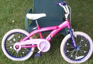 "Girls bike 18"" tires disney Princess bike"