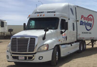 Job Opportunities for New Class 1 Truck Drivers in Calgary