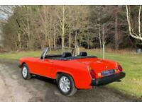 MG Midget 1500 Convertible. Great British Classic, Excellent Condition.