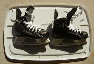 Bauer One05 Light Speed Pro Skates 3R London Ontario image 2