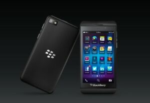 BLACKBERRY Z10 UNLOCKED  -  WIND  MOBILE.