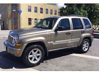 Jeep limited 2.8 crd low miles