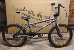 New Hutch Shooter BMX Gray Gold GODERICH 20""