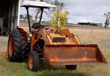 Fiat tractor front end loader Greenmount Toowoomba Surrounds Preview