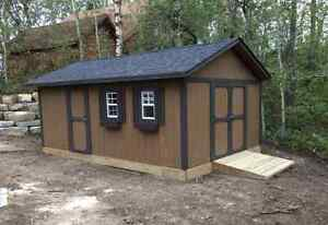 SHED SOLUTIONS - Edmonton's Leading Provider of Installed Sheds