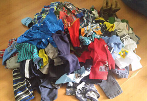 Large 12-18mth boys lot