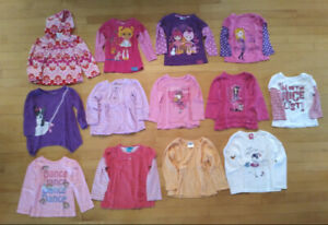 Chandails, pantalons, robes, pyjamas, manteaux printemps 2 ans